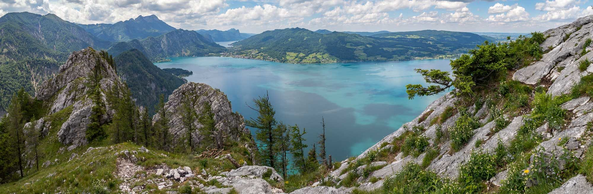 Grosser Schoberstein am Attersee