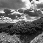 Blick vom Hochleckenkogel auf den Brunnkogel (2016.06.18)